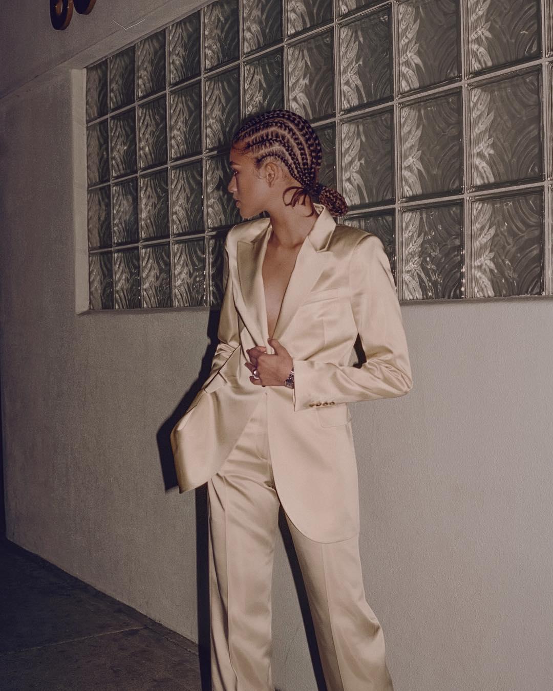 Zendaya - Vogue USA March 2019
