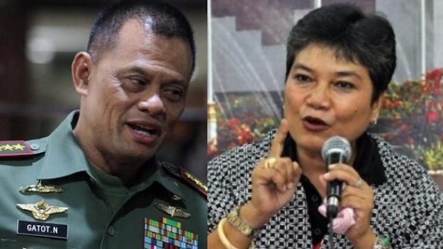 Panglima TNI Ungkap Kenapa 'Keturunan PKI Ribka Tjiptaning' Bisa Hidup Aman