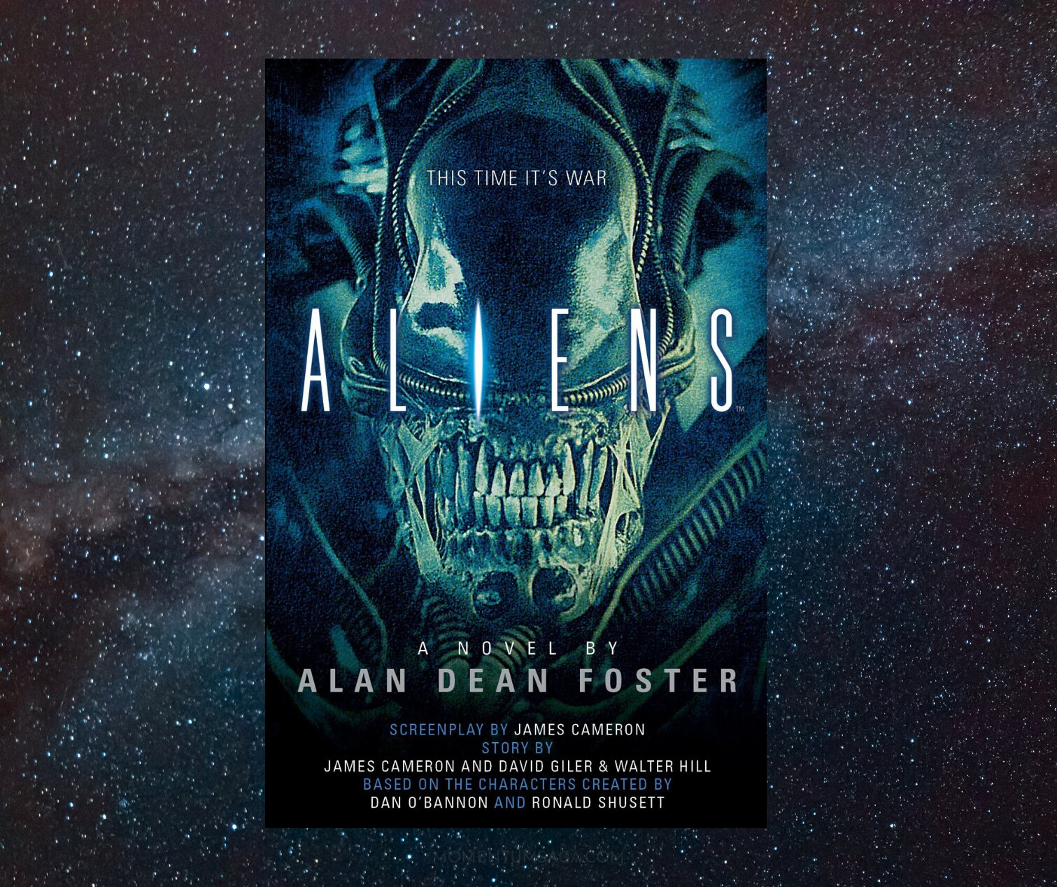Resenha: Aliens, de Alan Dean Foster