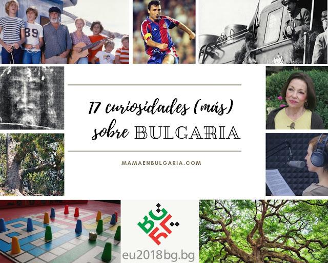 Curiosidades Bulgaria