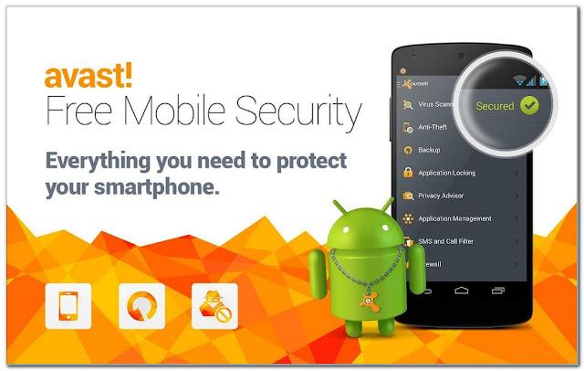 anti virus terbaik Avast Mobile Security & Antivirus