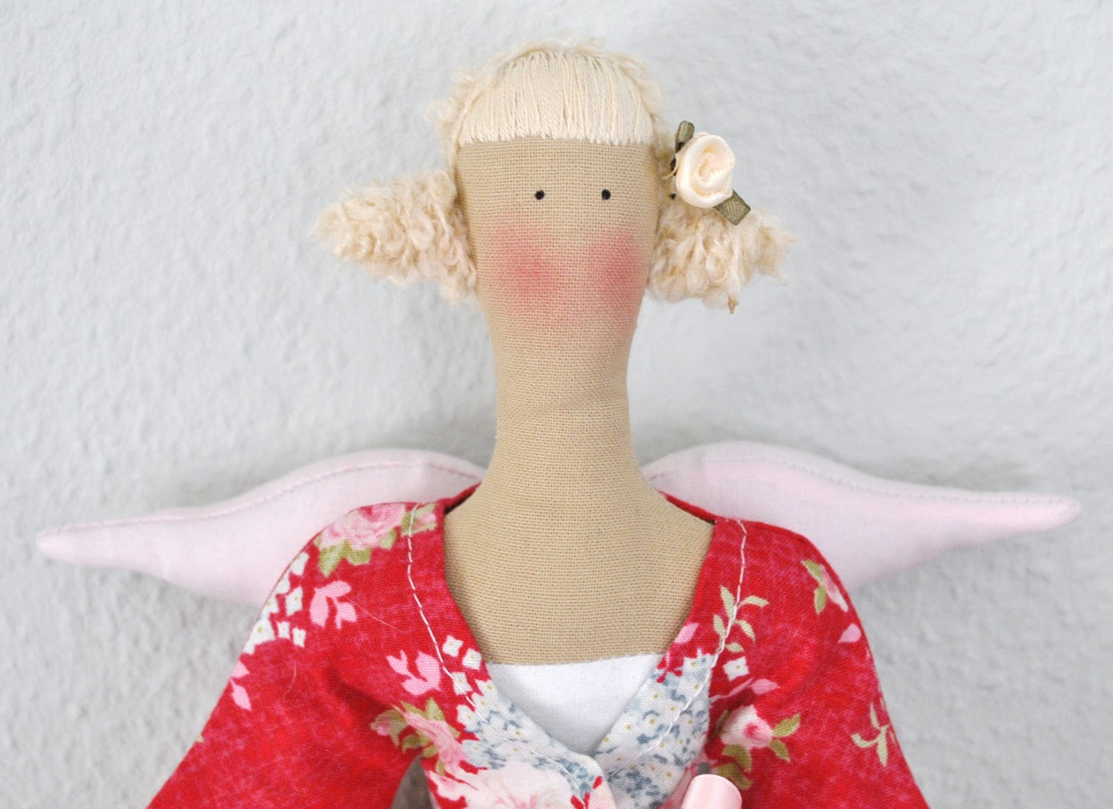 Bines Stoffwerkstatt Tilda Engel