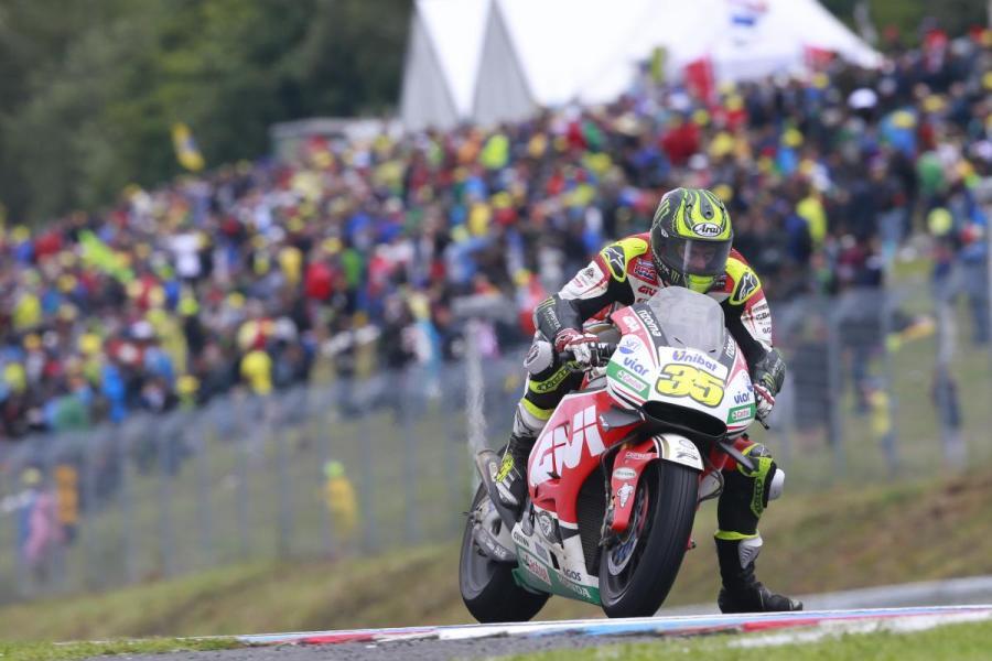 MotoGP 2016 Automotodrom Brno