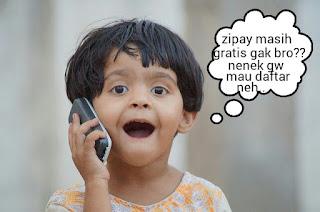 Serbu Pulsa Gratis Dari ZIPAY, Omset Pulsa Online Menurun!