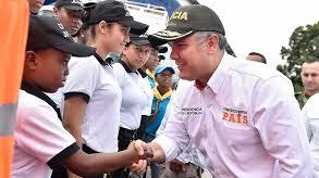 Ni la excusa de los 71 cumpleaños del departamento le sirvió al gobierno para anunciar una obra para el Chocó.