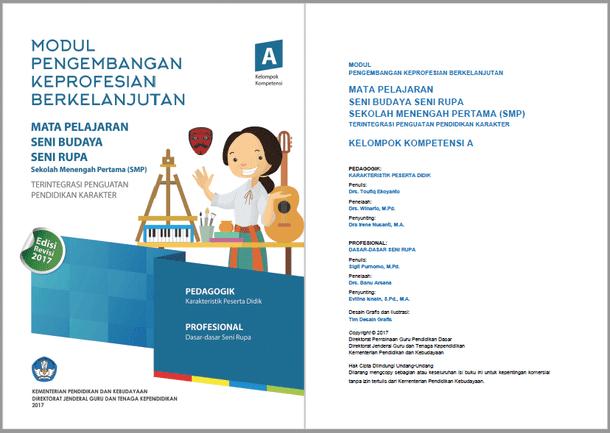Modul PKB Guru Seni Budaya SMP