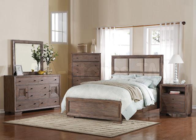 Teak bedroom furniture