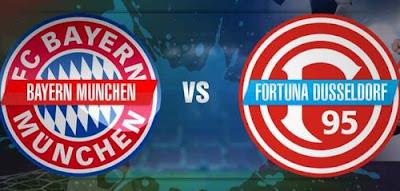 مشاهدة مباراة بايرن ميونخ وفورتونا بث مباشر اليوم