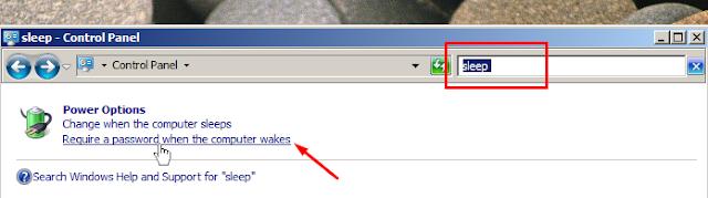 Cara Agar Laptop Tidak Sleep Ketika Ditutup (OS Wndows)
