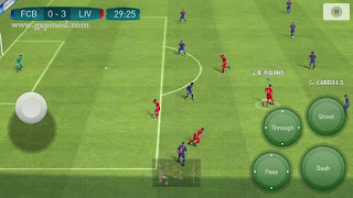 Download Update Pro Evolution Soccer PES 2017 v1.0.0 Apk Android