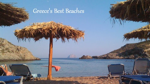 Greece Best Beaches, A Mum in London