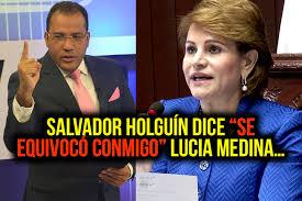LA UNILATERAL AMISTAD DE SALVADOR HOLGUIN CON DANILO