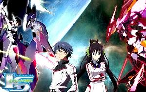 Infinite Stratos: Todos los Capítulos (12/12) + OVA (1/1) [MEGA - GOOGLE DRIVE] BD HDL