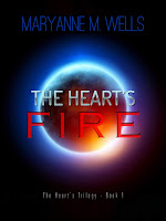 science fiction Heart's Fire Maryanne Wells