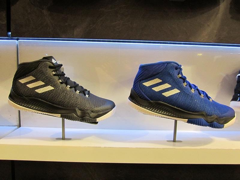 sale retailer 32bc4 2ccba Adidas Crazy Hustle