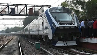 Train 18: India's first locomotive-less train