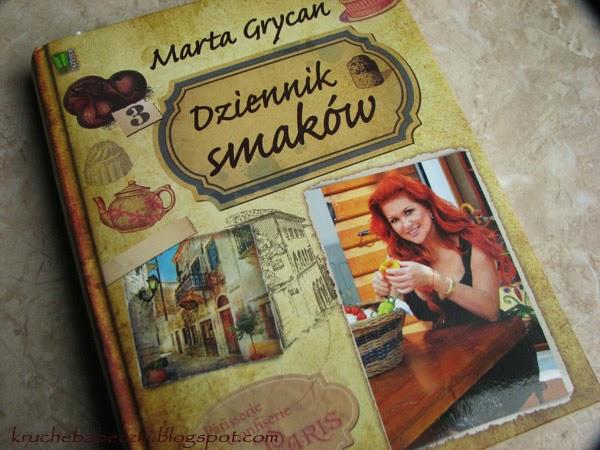 """""""Dziennik smaków"""" Marty Grycan - recenzja"""