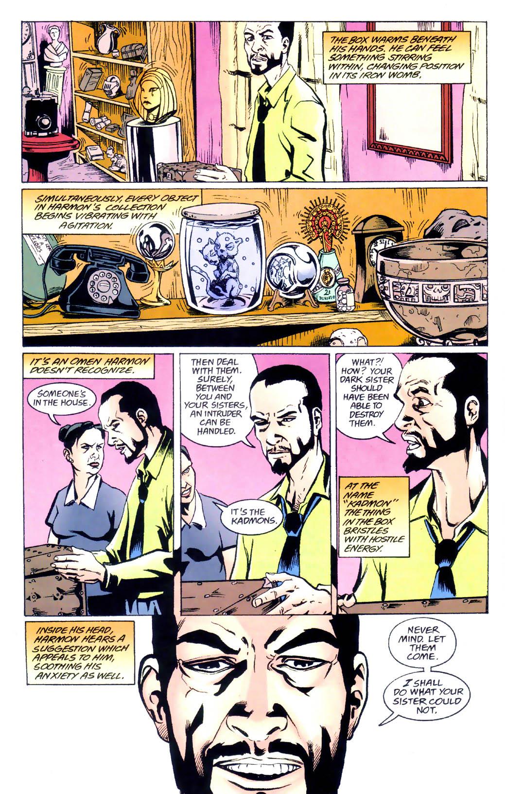 Read online Midnight, Mass comic -  Issue #6 - 16