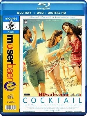 Cocktail Full Movie Download Hindi (2012) 1080p & 720p BluRay