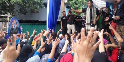 Kampanye Agus Yudhoyono