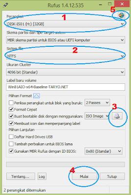 Mudahnya Membuat USB Bootable untuk ISO Linux, Windows, UEFI