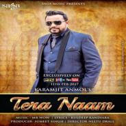 Tera Naam Mp3 Song Download Karamjit Anmol