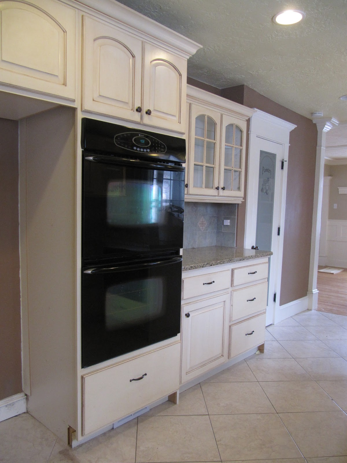 Painted Kitchen Cabinets The Wicker House