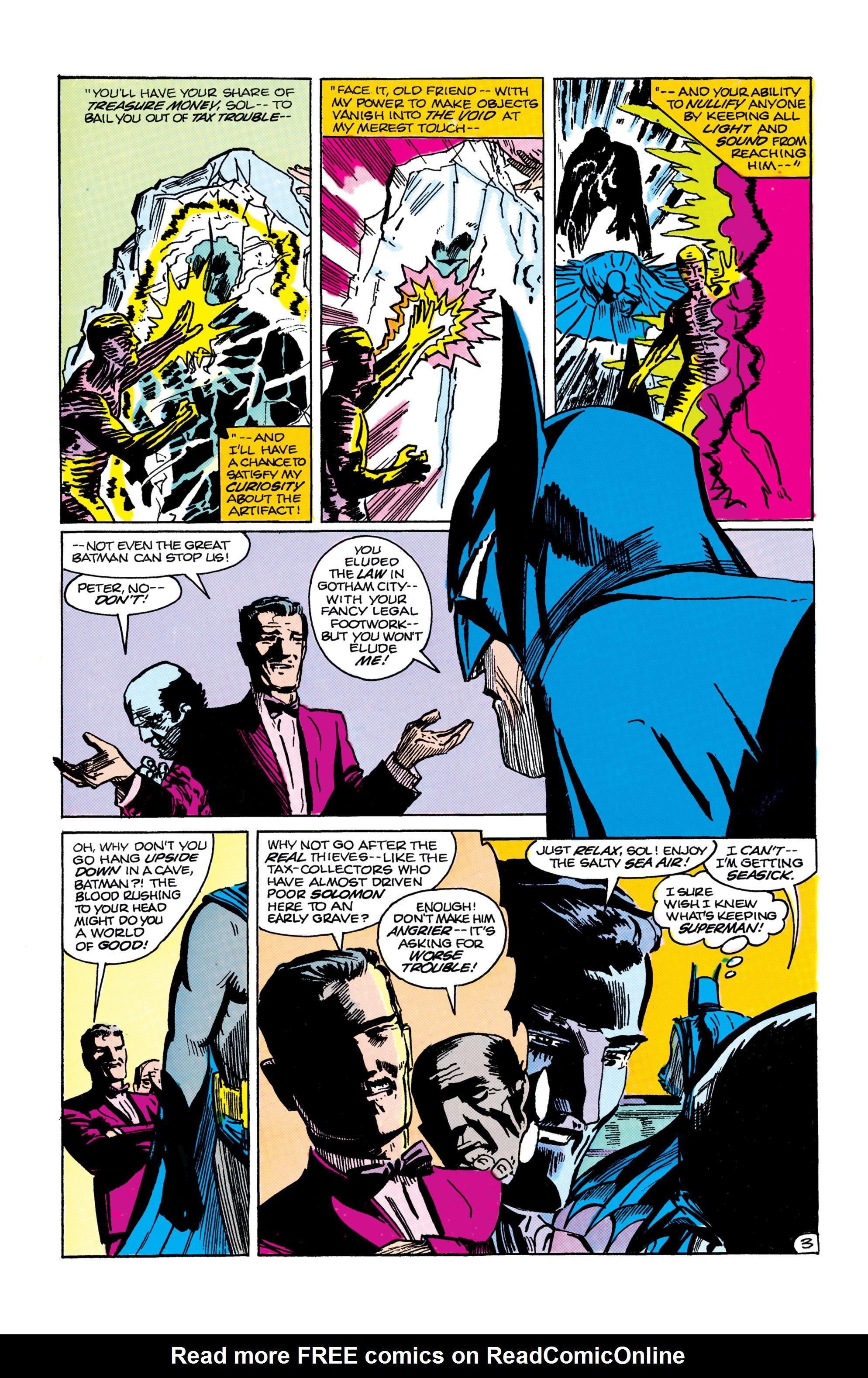Read online World's Finest Comics comic -  Issue #305 - 4
