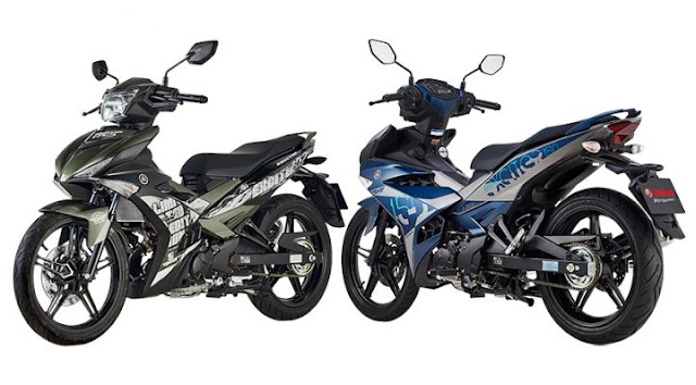 Yamaha Vietnam Lancarkan Edisi Khas Y15ZR Sempena Produksi Exciter 1 Juta