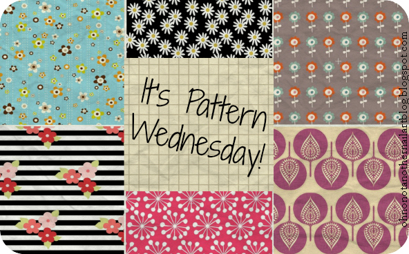 PatternWednesday