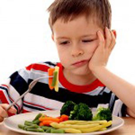 Que pasa si tu hijo no quiere comer