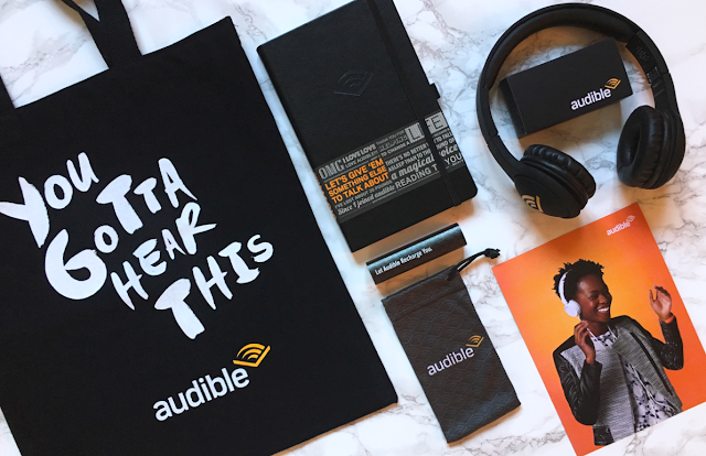 You Gotta Hear This: Audible Launches in Canada!