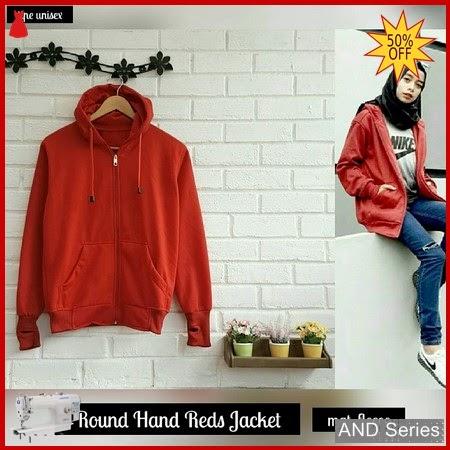 AND139 Jaket Wanita Jacket Roundhand Murah BMGShop