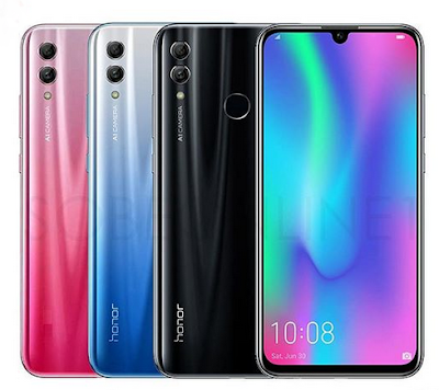 Review Honor 10 Lite