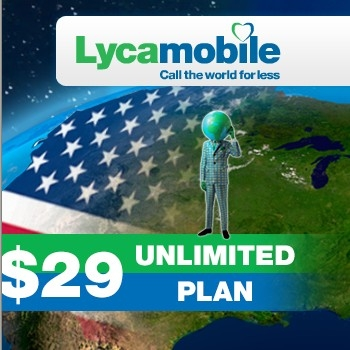 Lycamobile's $19 Unlimited Plan Price is a Limited Promotion
