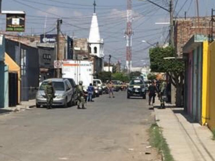 Ejecutan a pareja dentro de su domicilio en Celaya, Guanajuato