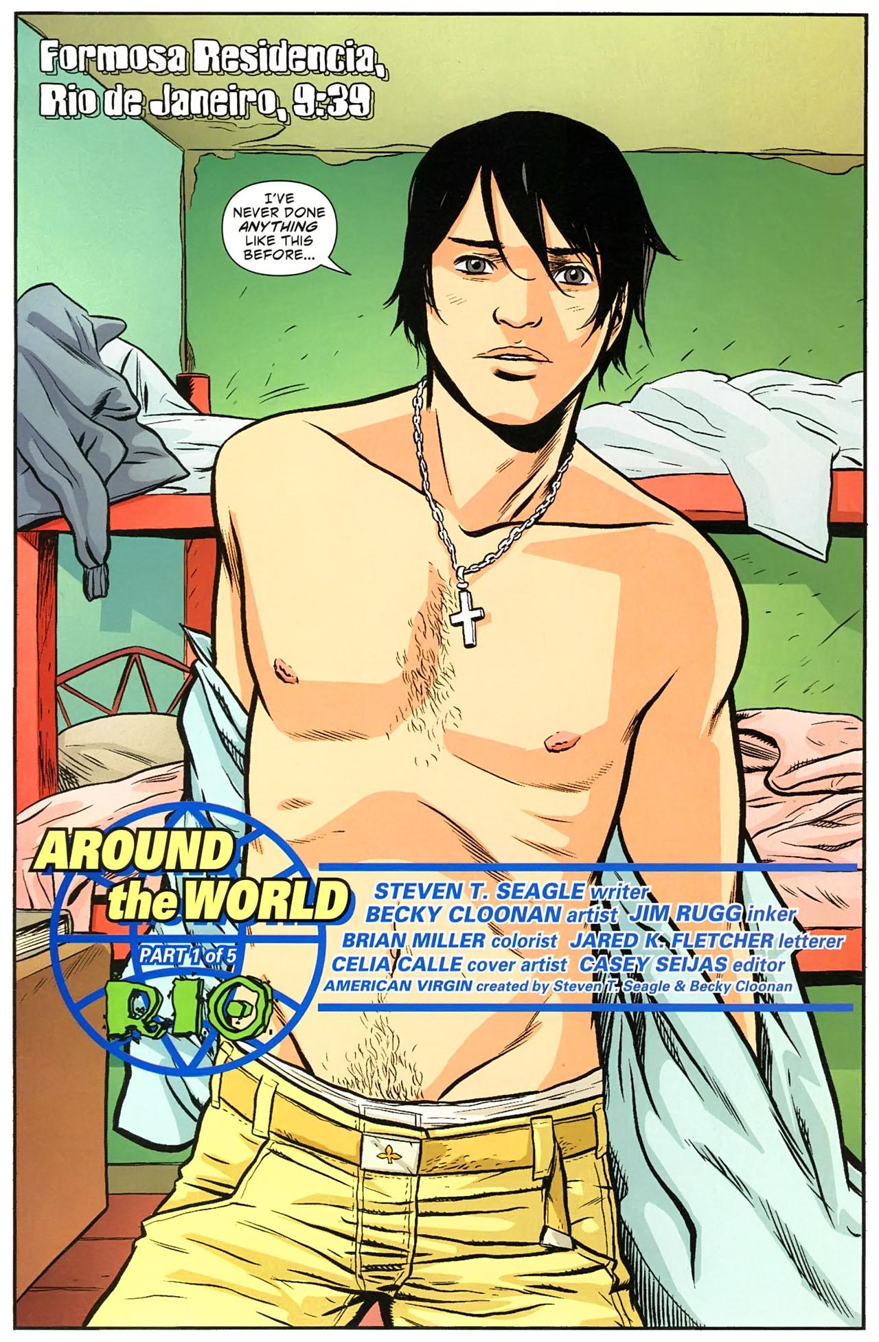 Read online American Virgin comic -  Issue #15 - 3
