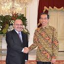 PNG Surati Jokowi untuk Bahas Isu Papua di Bali
