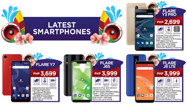 Cherry Mobile releases 8 new ultra-budget phones!