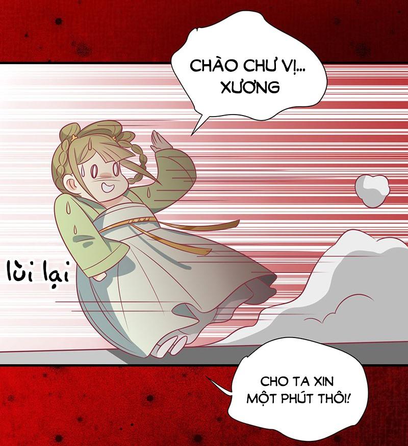 Vương Gia Người Ta Sẽ Giảm Béo Mà!!! chap 70 - Trang 10