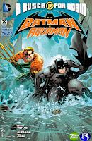 Os Novos 52! Batman e Robin #29