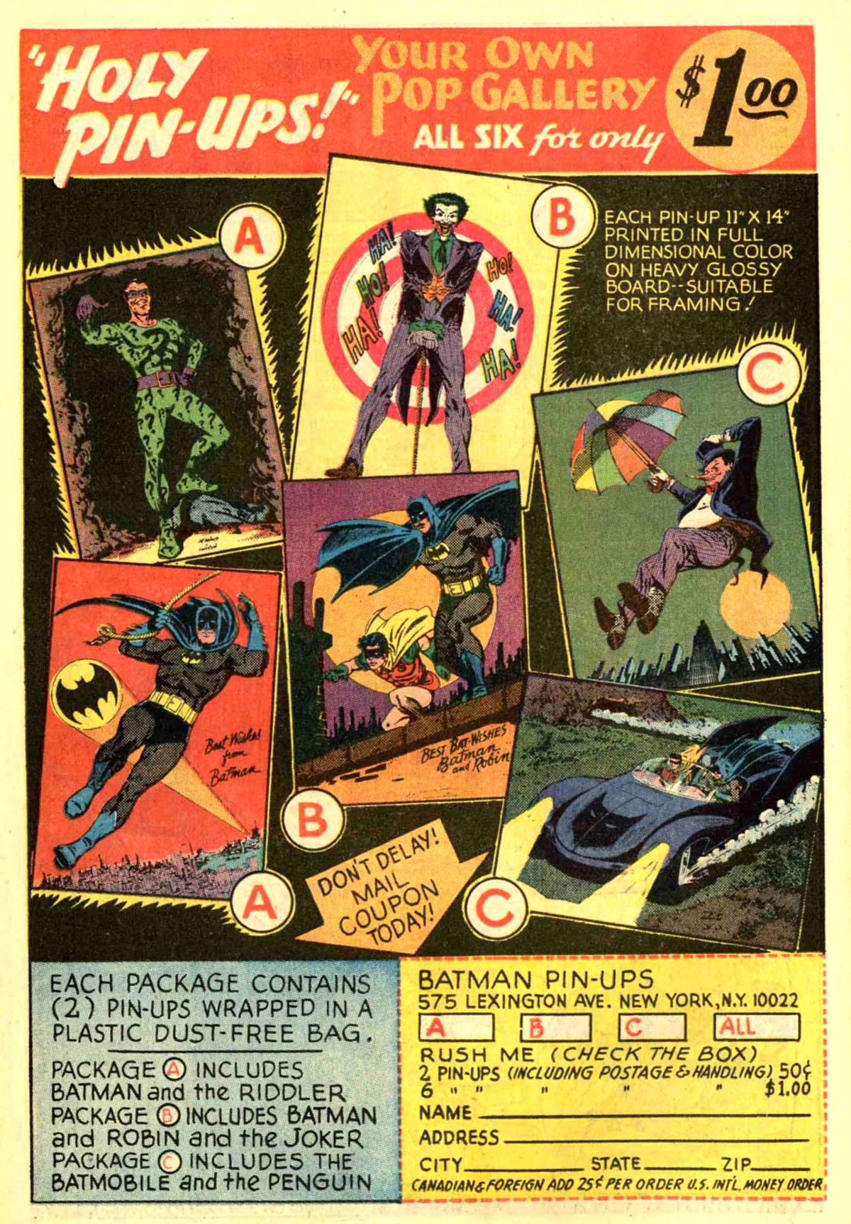 Detective Comics (1937) 365 Page 13