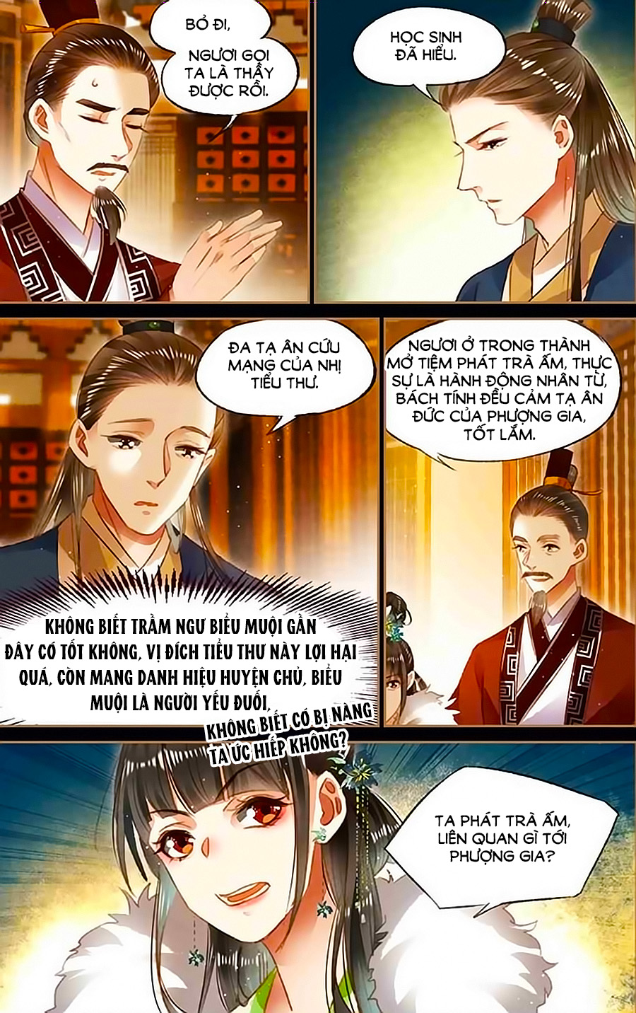 Thần Y Đích Nữ chap 103 - Trang 2