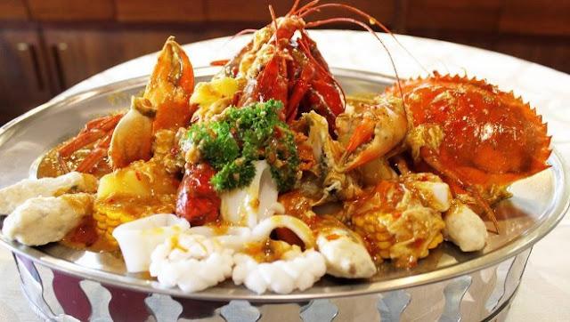 Tempat Kuliner Seafood di Medan Yang Populer