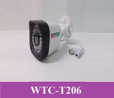 Camera AHD WinTech WTC-T206C Độ phân giải 1.3 MP