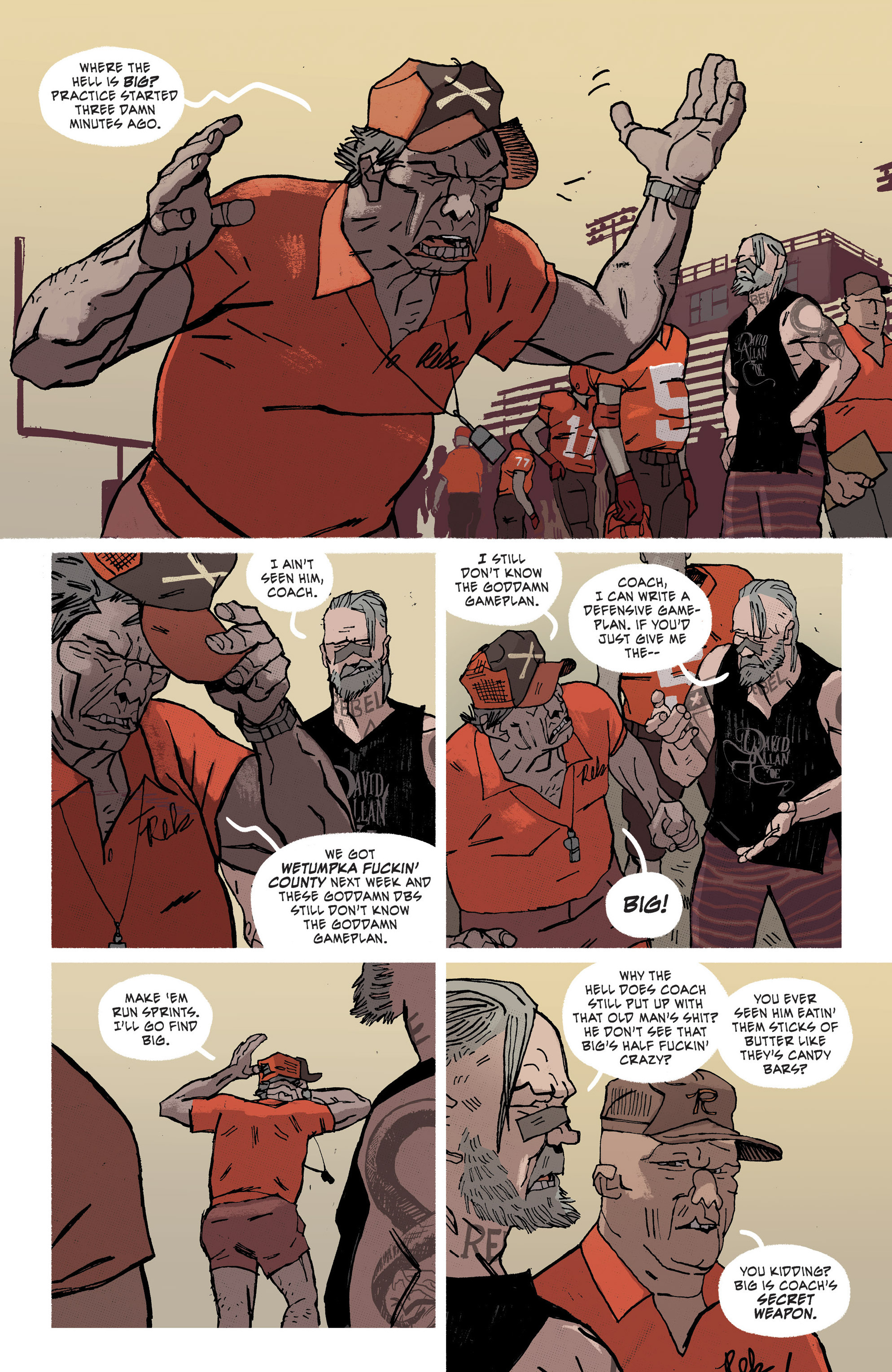 Read online Southern Bastards comic -  Issue #8 - 20