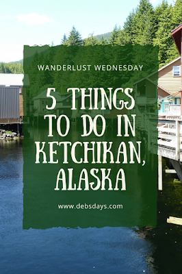 5 things to do in Ketchikan, Alaska