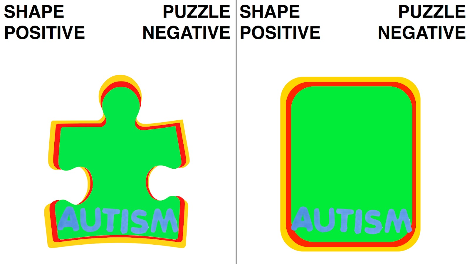 Thinking Persons Guide To Autism Study Shows That Puzzle Pieces