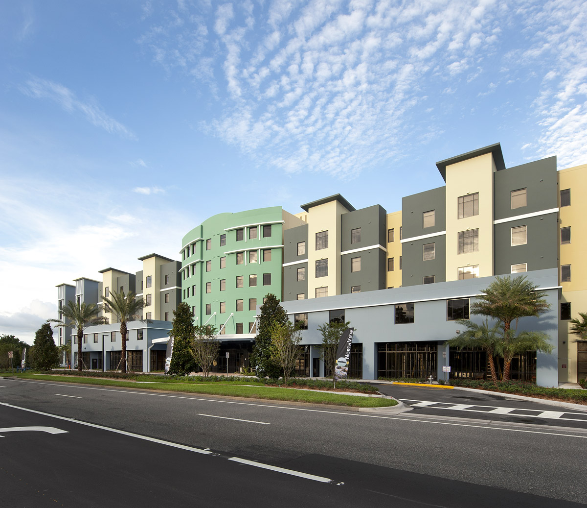 Finfrock Blog Finfrock Completes Northview Tower At Ucf