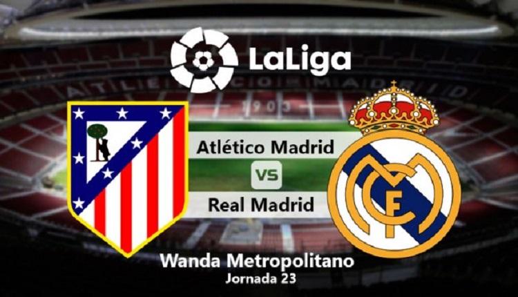 Atlético Madrid vs. Real Madrid